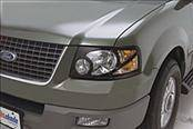 Headlights & Tail Lights - Headlight Covers - AVS - Chevrolet Silverado AVS Projektorz Headlight Accent Covers - 4PC - 338946