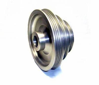 Auto Specialties - Auto Specialties Crank Pulley with 25 Percent Reduction - Nitride - 339100