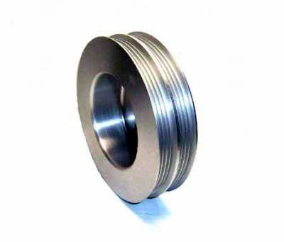 Performance Parts - Pulleys - Auto Specialties - Auto Specialties Crank Pulley with 9 Percent Reduction - Nitride - 339300