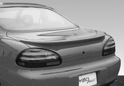 Spoilers - Custom Wing - VIS Racing - Pontiac Grand Prix VIS Racing Factory Style Wing without Light - 591278