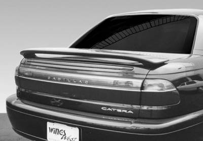 Spoilers - Custom Wing - VIS Racing - Cadillac Catera VIS Racing 2 Leg California Style Wing without Light - 591310