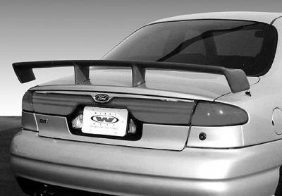 Spoilers - Custom Wing - VIS Racing - Ford Contour VIS Racing Touring Style Wing without Light - 591315