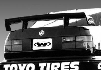 Spoilers - Custom Wing - VIS Racing - Volkswagen Jetta VIS Racing Super Touring Wing without Light - 591349