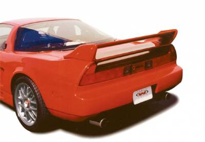 Spoilers - Custom Wing - VIS Racing - Acura NSX VIS Racing Commando Wing - 591405