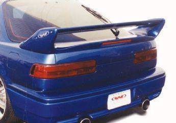 Spoilers - Custom Wing - VIS Racing - Dodge Neon VIS Racing Adjustable Commando Style Wing without Light - 591420