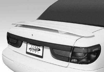 Spoilers - Custom Wing - VIS Racing - Saturn SL VIS Racing Factory Style Wing without Light - 591449