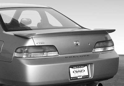 Spoilers - Custom Wing - VIS Racing - Honda Prelude VIS Racing Flush Mount Whaletail without Light - 591514