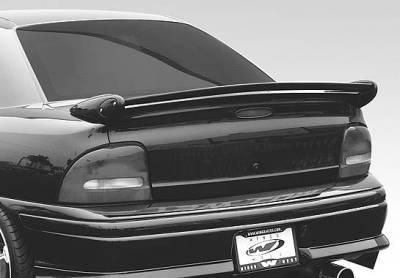 Spoilers - Custom Wing - VIS Racing - Dodge Neon VIS Racing Mini-Me Commando Wing without Light - 591528