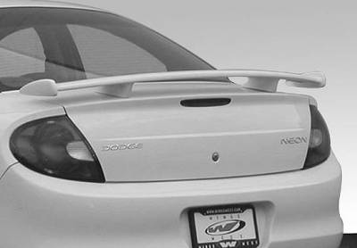 Spoilers - Custom Wing - VIS Racing - Dodge Neon VIS Racing Factory Style Wing without Light - 591538