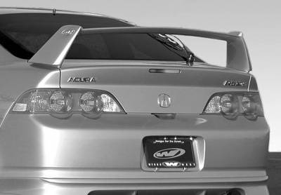 Spoilers - Custom Wing - VIS Racing - Acura RSX VIS Racing Type-S Wing without Light - 591545