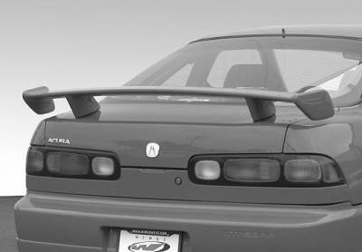 Spoilers - Custom Wing - VIS Racing - Acura Integra 2DR VIS Racing Touring Type 2 Wing without Light - 591550