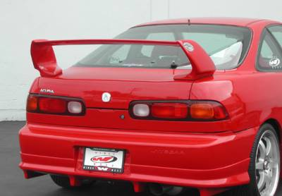 Spoilers - Custom Wing - VIS Racing - Acura Integra 2DR VIS Racing ProWing without Light - 591551
