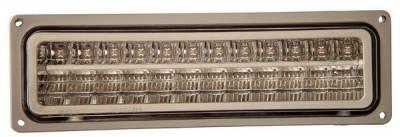 Headlights & Tail Lights - Corner Lights - Anzo - GMC Sierra Anzo LED Parking Lights - Full Amber - 511048