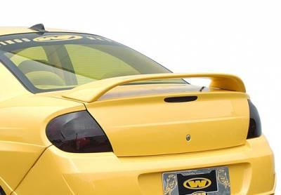 Spoilers - Custom Wing - VIS Racing - Dodge Neon VIS Racing Factory Style High Wing - 591571