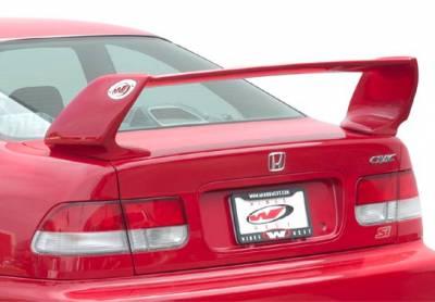 Spoilers - Custom Wing - VIS Racing - Honda Civic 2DR VIS Racing ProWing - 591578