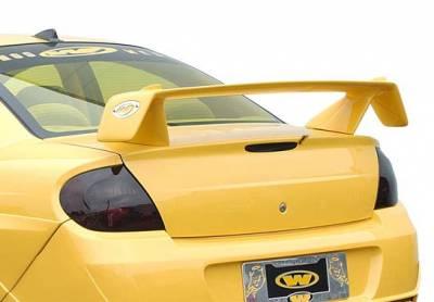 Spoilers - Custom Wing - VIS Racing - Dodge Neon VIS Racing Rally Series Wing - 591585