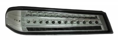 Headlights & Tail Lights - Corner Lights - Anzo - GMC Canyon Anzo LED Parking Lights - Chrome - 511061