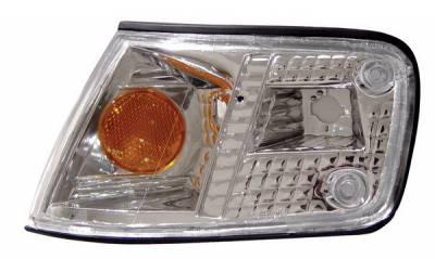Headlights & Tail Lights - Corner Lights - Anzo - Honda CRX Anzo Euro Corner Lights - 521020