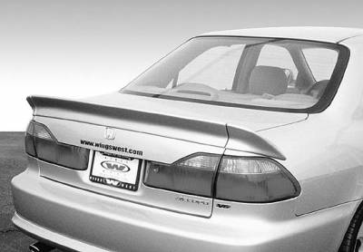 Spoilers - Custom Wing - VIS Racing - Honda Accord 4DR VIS Racing Custom Flush Mount without Light- 3PC - 890337