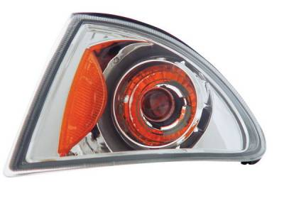 Headlights & Tail Lights - Corner Lights - Anzo - BMW 3 Series 4DR Anzo Euro Corner Lights - Lighting Style - 521027