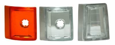 Headlights & Tail Lights - Corner Lights - Anzo - GMC Yukon Anzo Euro Corner Lights - 6PC - 521029