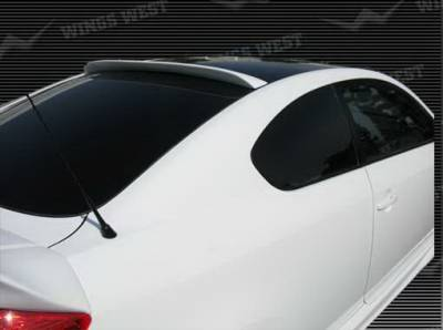 Spoilers - Custom Wing - Wings West - Scion tC Wings West A-Spec Roof Spoiler - 890861