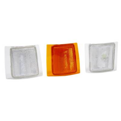 Headlights & Tail Lights - Corner Lights - Anzo - Chevrolet Blazer Corner Lights with Clear Lens - 521031
