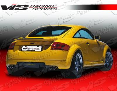 Spoilers - Custom Wing - VIS Racing - Audi TT VIS Racing A Tech Spoiler - 00AUTT2DATH-003