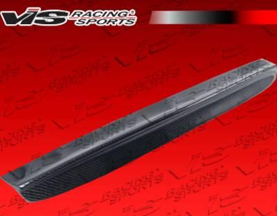 Spoilers - Custom Wing - VIS Racing - Honda S2000 VIS Racing ASM Carbon Fiber Rear Spoiler - 00HDS2K2DASM-003C