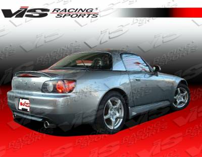 Spoilers - Custom Wing - VIS Racing - Honda S2000 VIS Racing Type R Spoiler - 00HDS2K2DTYR-003