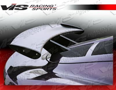 Spoilers - Custom Wing - VIS Racing - Lotus Exige VIS Racing GT Carbon Fiber Spoiler - 00LTEXI2DGT-003C