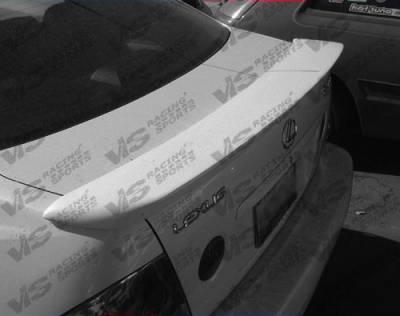 Spoilers - Custom Wing - VIS Racing - Lexus IS VIS Racing Techno-R Rear Spoiler - 00LXIS34DTNR-003