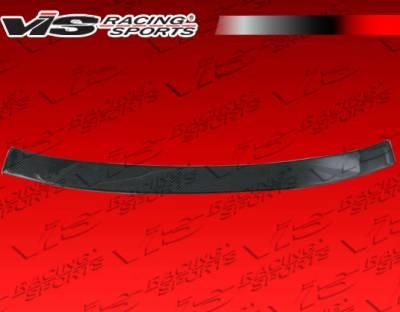 Spoilers - Custom Wing - VIS Racing - Lexus IS VIS Racing Techno-R Carbon Fiber Roof Spoiler - 00LXIS34DTNR-023C