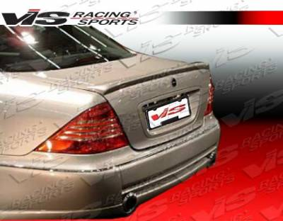 Spoilers - Custom Wing - VIS Racing - Mercedes-Benz S Class VIS Racing Laser Spoiler - 00MEW2204DLS-003