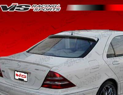 Spoilers - Custom Wing - VIS Racing - Mercedes-Benz S Class VIS Racing Laser Roof Spoiler - 00MEW2204DLS-023