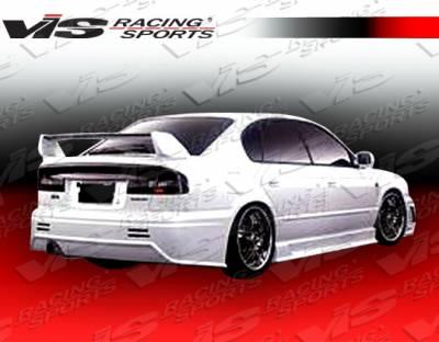 Spoilers - Custom Wing - VIS Racing - Subaru Legacy VIS Racing Prodigy Spoiler - 00SBLEG4DPRO-003