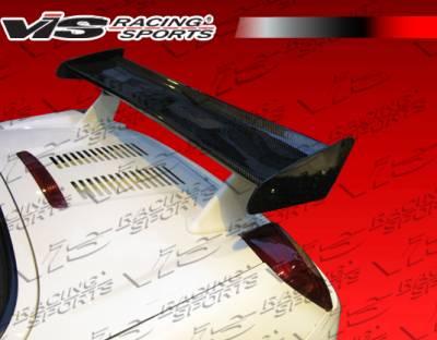 Spoilers - Custom Wing - VIS Racing - Toyota MRS VIS Racing Techno R Widebody Spoiler - 00TYMRS2DTNRWB-003