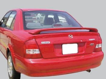 Spoilers - Custom Wing - VIS Racing - Mazda Protege VIS Racing Factory Style Spoiler - 01MZ3234DOE-003