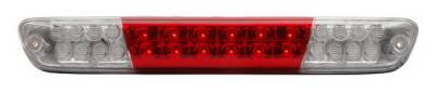 Headlights & Tail Lights - Third Brake Lights - Anzo - Chevrolet Colorado Anzo LED Third Brake Light - Red - 531027