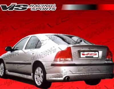 Spoilers - Custom Wing - VIS Racing - Volvo S60 VIS Racing Euro Tech Spoiler - 01VVS604DET-003
