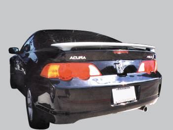 Spoilers - Custom Wing - VIS Racing - Acura RSX VIS Racing Factory Style Spoiler - 02ACRSX2DOE-003