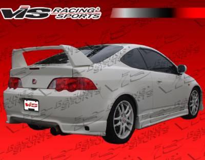 Spoilers - Custom Wing - VIS Racing - Acura RSX VIS Racing Type R Spoiler - 02ACRSX2DTYR-003
