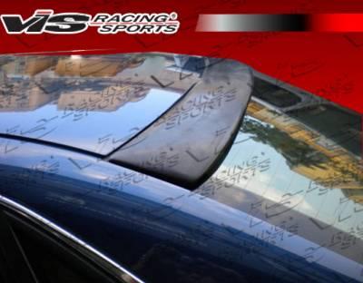 Spoilers - Custom Wing - VIS Racing - Audi A4 VIS Racing A Tech Roof Spoiler - 02AUA44DATH-023