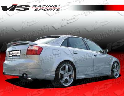 Spoilers - Custom Wing - VIS Racing - Audi A4 VIS Racing Otto Roof Spoiler - 02AUA44DOTT-023