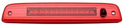 Headlights & Tail Lights - Third Brake Lights - Anzo - Ford Expedition Anzo LED Third Brake Light - Red - 531035