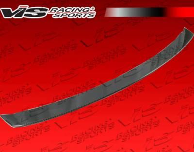 Spoilers - Custom Wing - VIS Racing - Mini Cooper VIS Racing Euro Tech Carbon Fiber Mid-Wing - 02BMMC2DET-013C