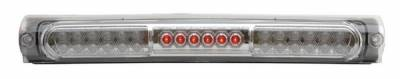 Headlights & Tail Lights - Third Brake Lights - Anzo - Ford F150 Anzo LED Third Brake Light - Chrome - 531036