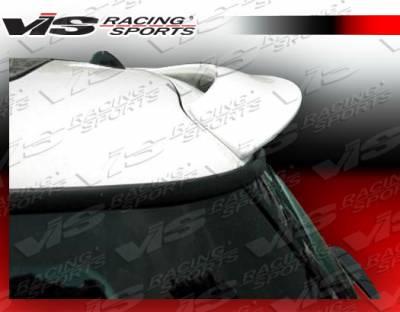 Spoilers - Custom Wing - VIS Racing - Mini Cooper VIS Racing S Type Roof Spoiler - 02BMMC2DS-023