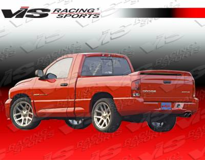 Spoilers - Custom Wing - VIS Racing - Dodge Ram VIS Racing SRT Spoiler - 02DGRAM2DSRT-003