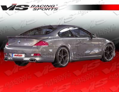 Spoilers - Custom Wing - VIS Racing - BMW 6 Series VIS Racing A-Tech Rear Spoiler - 03BME632DATH-003